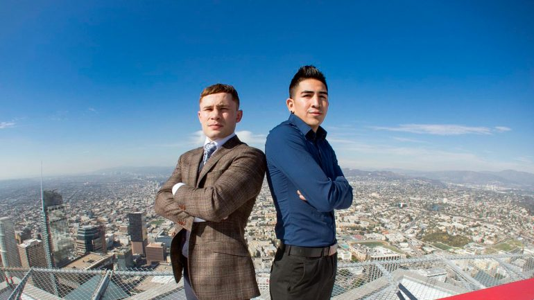 Leo Santa Cruz: Frampton rematch will be better than first fight