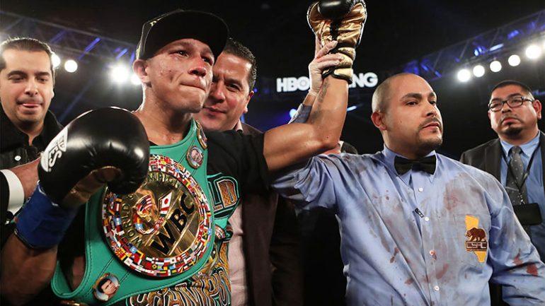 Miguel Berchelt focused on Eleazar Valenzuela, Oscar Valdez will have to wait