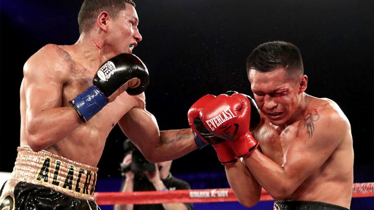Miguel Berchelt: 'I know Francisco Vargas is a great warrior and I have to be at my best'