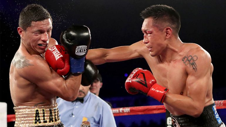 Francisco Vargas and Miguel Berchelt make weight for rematch, Vargas vows revenge