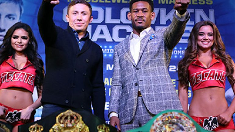 Loeffler says 'No Deal' yet for GGG to face Saunders on June 10