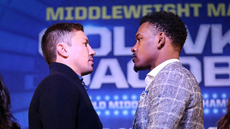 Fight Picks: Gennady Golovkin vs. Daniel Jacobs