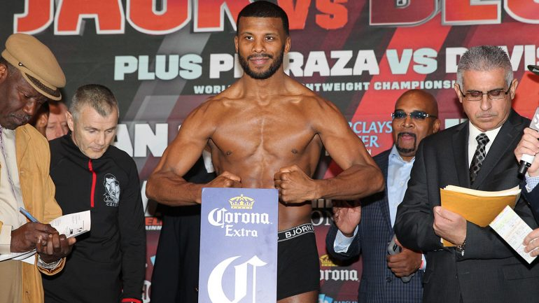 Badou Jack, Nathan Cleverly getting closer to deal for Aug. 26 fight