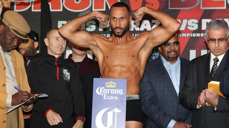 James DeGale to return against Caleb Truax on December 9
