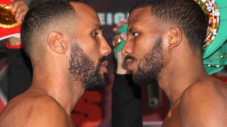 James DeGale-Badou Jack battle to majority draw
