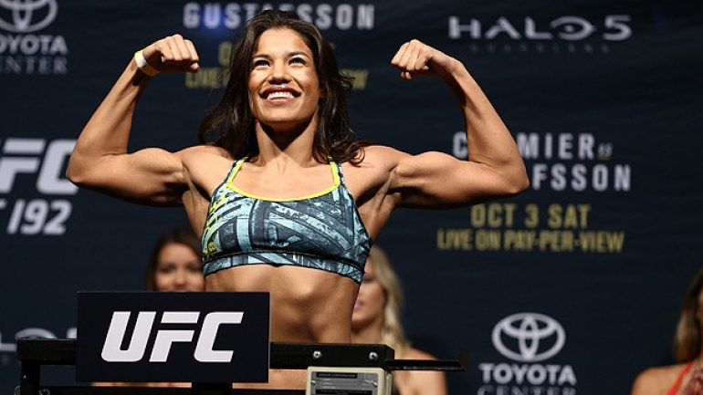 UFC: Peña ready to prove critics wrong against Shevchenko