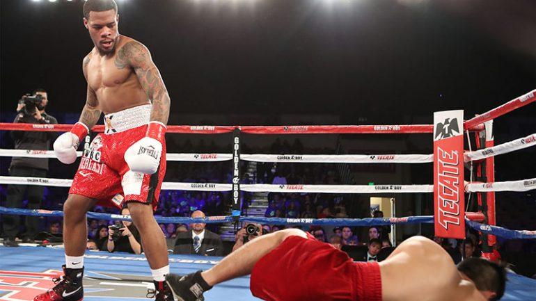 Lamont Roach Jr. faces Orlando Cruz in ESPN-televised crossroads match
