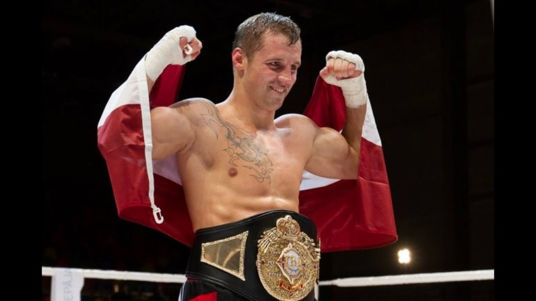 Mairis Briedis: 'I have changed people's perception of boxing'