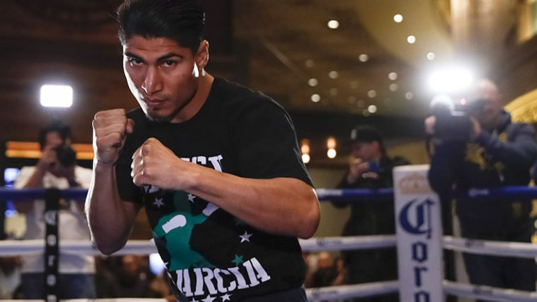 Press Release: Mikey Garcia-Jessie Vargas set for February 29 in Texas
