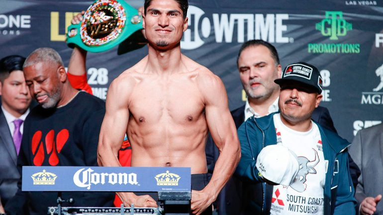 Mikey Garcia is fully recharged and ready for boxing's best