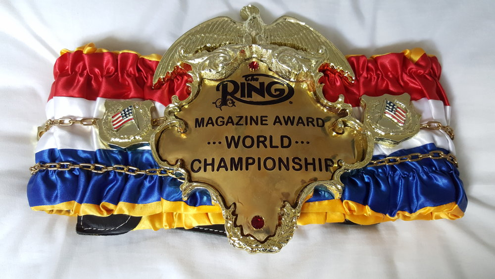 Ring Magazine belt in Motherwell - Katie Taylor-Delfine Persoon undisputed lightweight title bout set for June 1, The Ring title also at stake