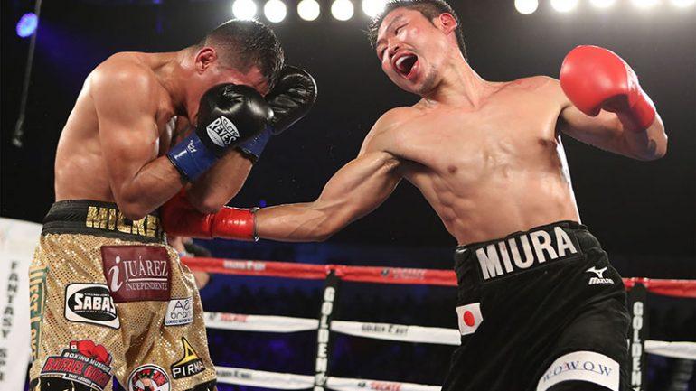Banger Takashi Miura embraces the violence