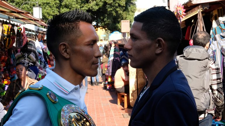 Francisco Vargas may be in for another ring war against Miguel Berchelt