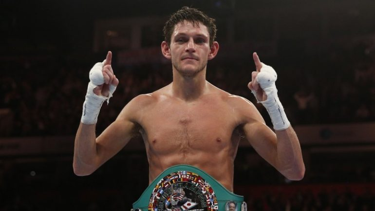 Gavin McDonnell-Rey Vargas fight for vacant WBC title