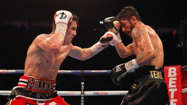 Anthony Crolla-Jorge Linares rematch lands in Manchester