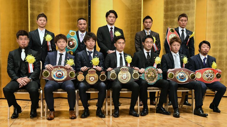 2016 Japan year-end awards ceremony