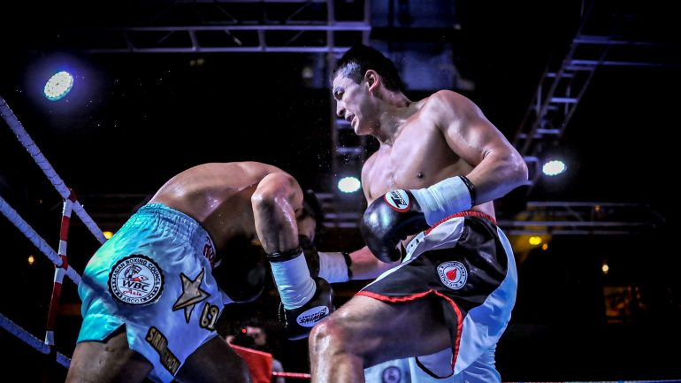 Azizbek Abdugofurov still unbeaten following Singwancha test