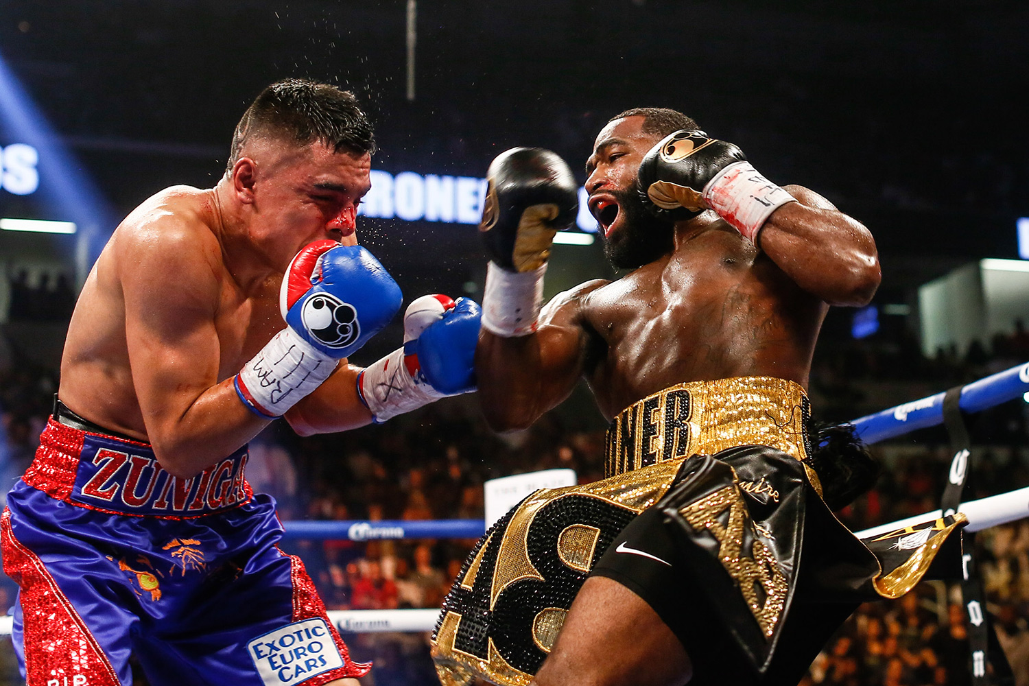 keith thurman welcomes adrien broner to welterweight. Black Bedroom Furniture Sets. Home Design Ideas