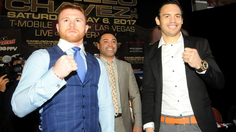 Tickets for Canelo-Chavez are sold out