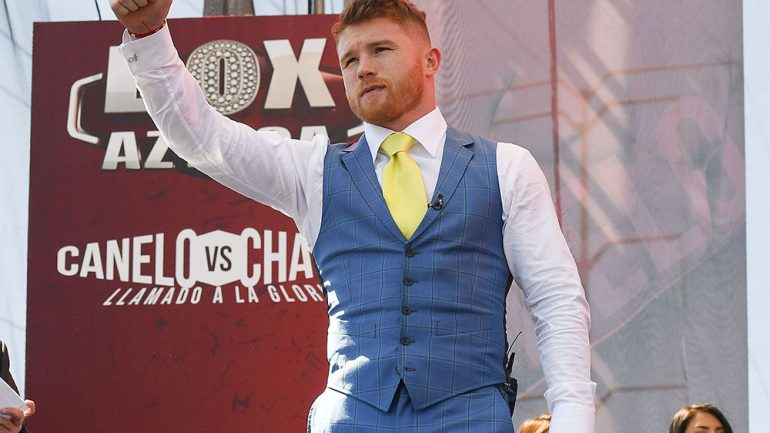 Golden Boy's Gomez says deal is 'close' for Canelo and GGG