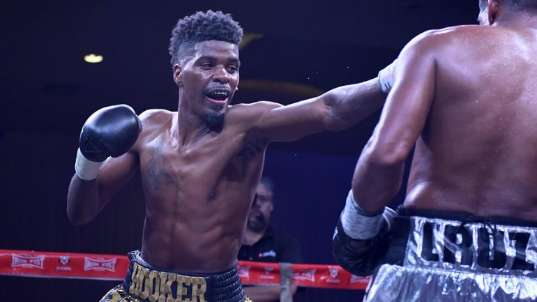 Maurice Hooker outpoints Cristobal Cruz over 10