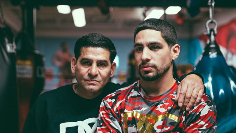NYSAC to meet with Angel Garcia to decide fate in corner March 4