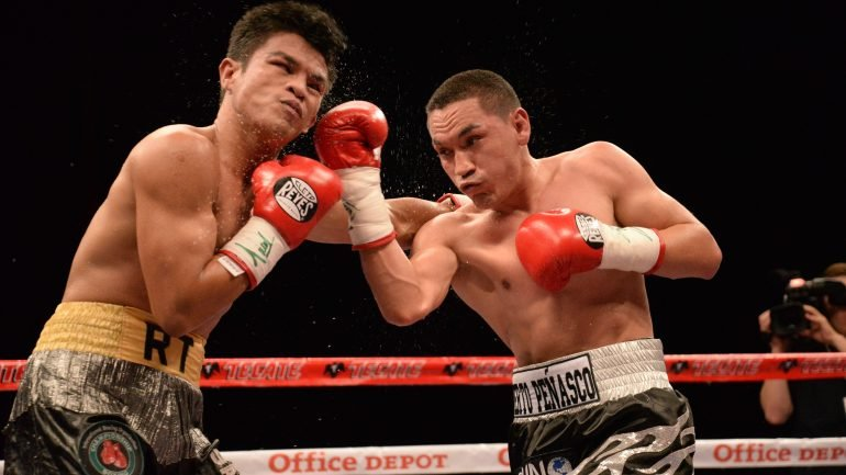 Juan Francisco Estrada seeks 115 pound domination