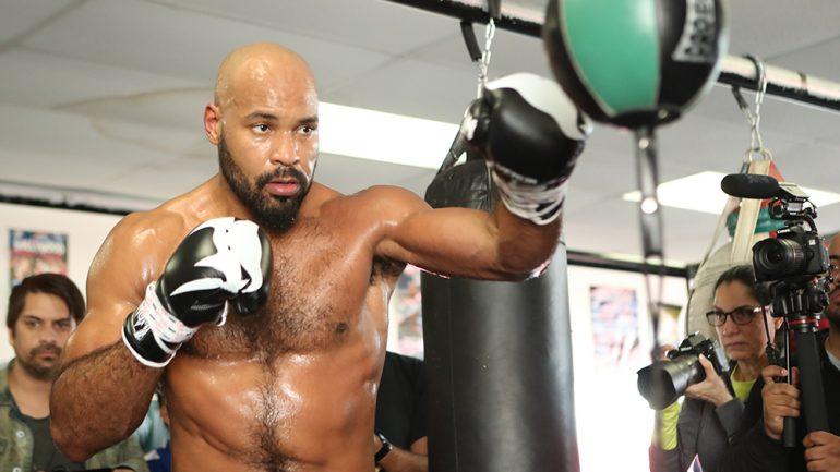 Gerald Washington believes Deontay Wilder showdown is destiny