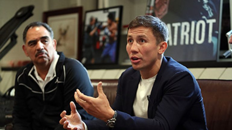 If Golovkin fights June 10, Canelo-GGG in the fall would be in jeopardy
