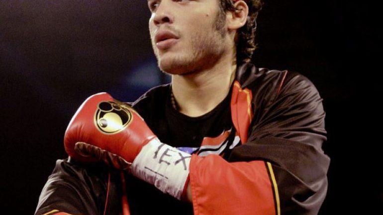 Julio Cesar Chavez Jr. to return against Anthony Dirrell on Nov. 11