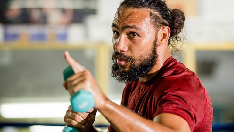 Keith Thurman expects to fight again in 2017 after bout with Garcia