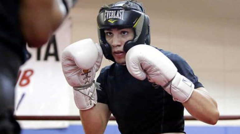Meet junior welterweight prospect Luis Feliciano