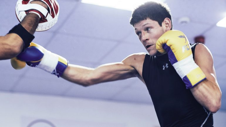 Gavin McDonnell: 'I want Rey Vargas to underestimate me'