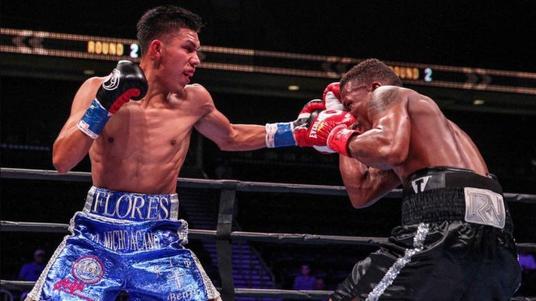Miguel Flores to face Chris Avalos tonight on FS1