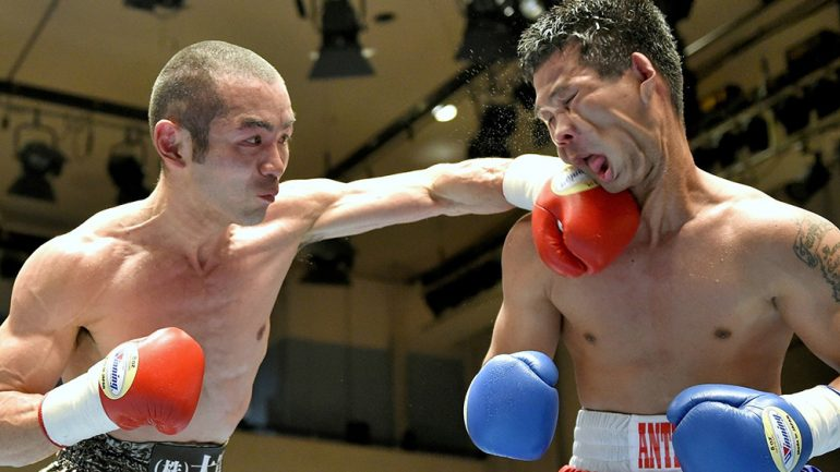 Nihito Arakawa vs. Anthony Sabalde