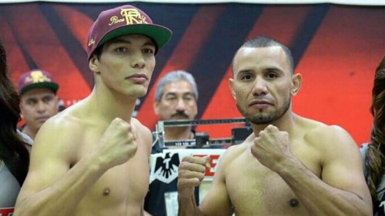Pedro Campa faces Marvin Quintero tonight in Mexico