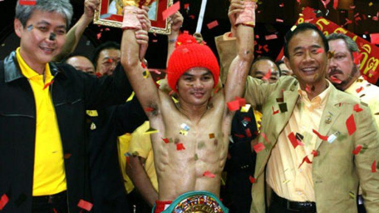 Pongsaklek Wonjongkam Thai Fight News