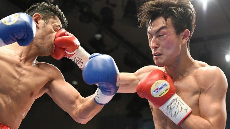 Ryo Takenaka vs. Ryoto Araya & Koichi Aso vs. Kazuki Matsuyama