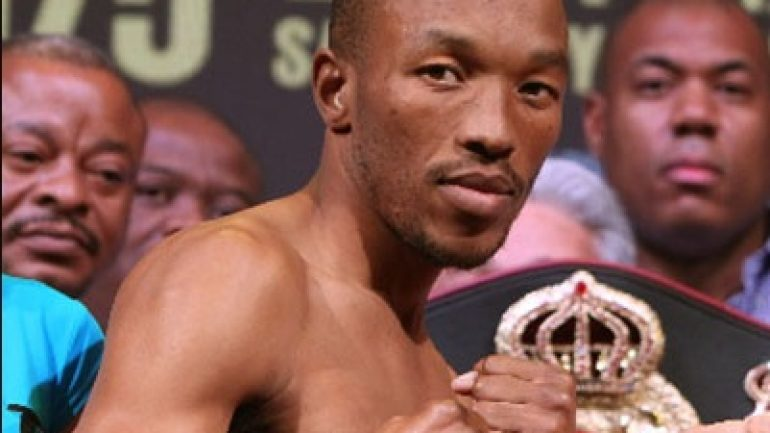Simpiwe Vetyeka gets back on track with Gary Hyde