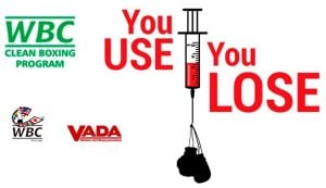 WBC VADA Clean Boxing Program 300x173 - Dougie's Monday mailbag (close fights/Porter-Ugas, Mo Hooker, sanctioning bodies)