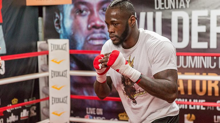 Deontay Wilder, Luis Ortiz promise to finally fight after Cuban returns with KO 2