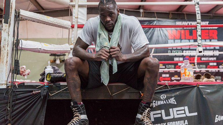 Just how good is Deontay Wilder?