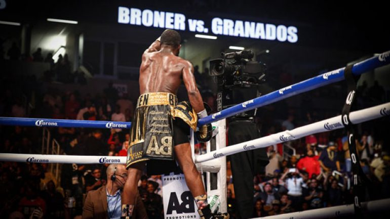 How much more can Broner accomplish?: Weekend Review