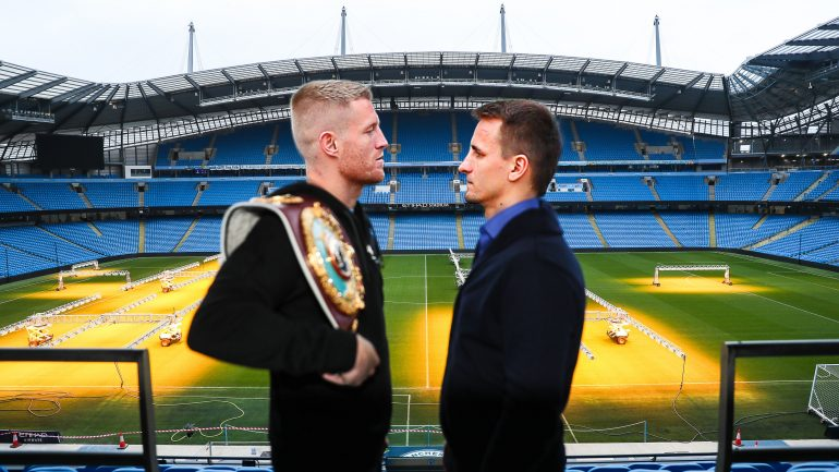 Terry Flanagan and Petr Petrov press conference quotes