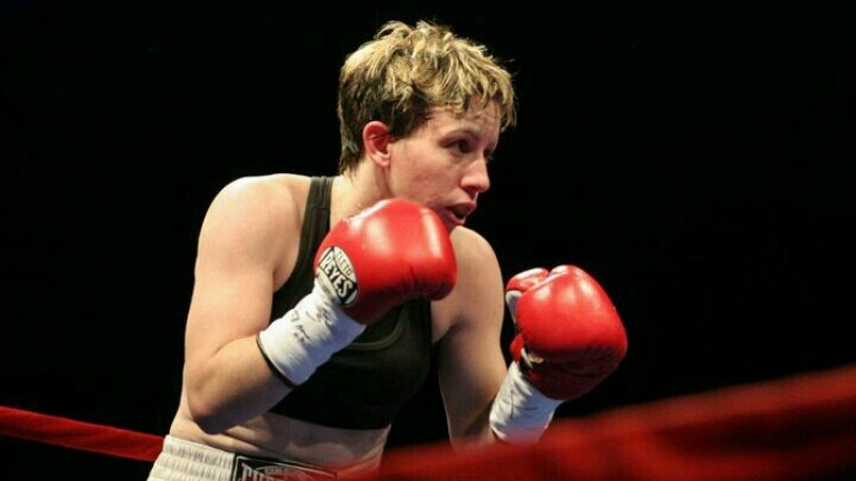 Mayweather Promotions signs six-time champ Layla McCarter