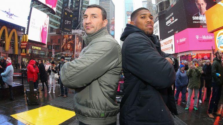 Klitschko wonders if Joshua is a superstar or just next Frank Bruno
