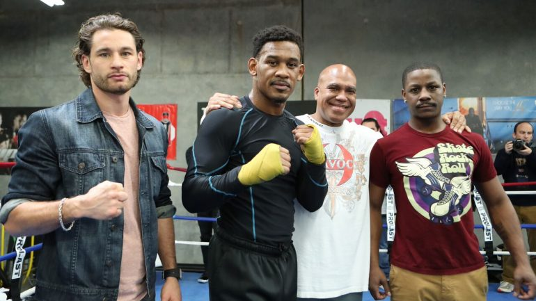 Algieri thinks Jacobs will make weight fine, despite 30-day weigh-in concern