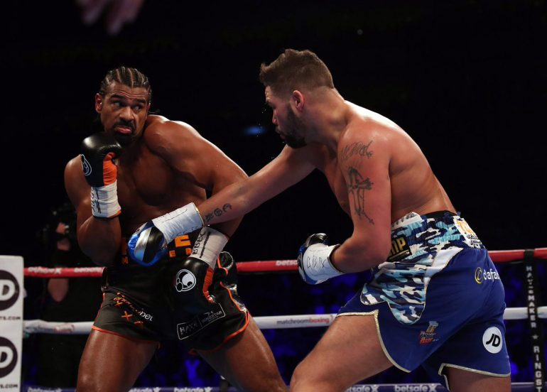 David Haye Vs Bellew Oddschecker