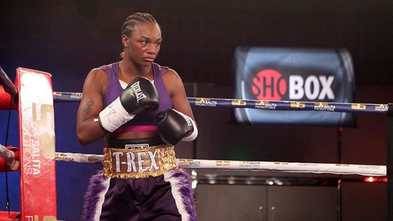 Claressa Shields signs promotional deal with Dmitriy Salita