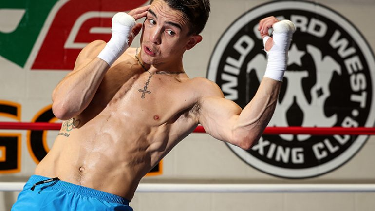 Michael Conlan lays out plan to rule St. Patrick's Day